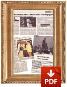 Dossier de Presse Marc-André Fortin